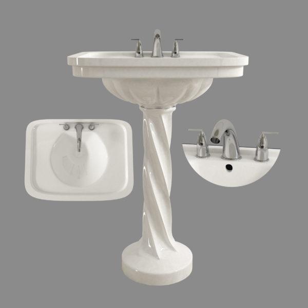 Постамент для ванны