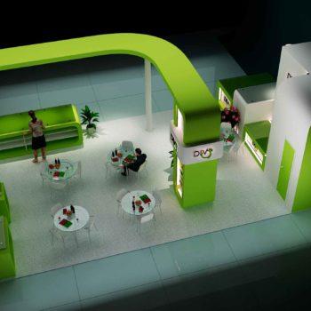 Выставочный стенд Диво