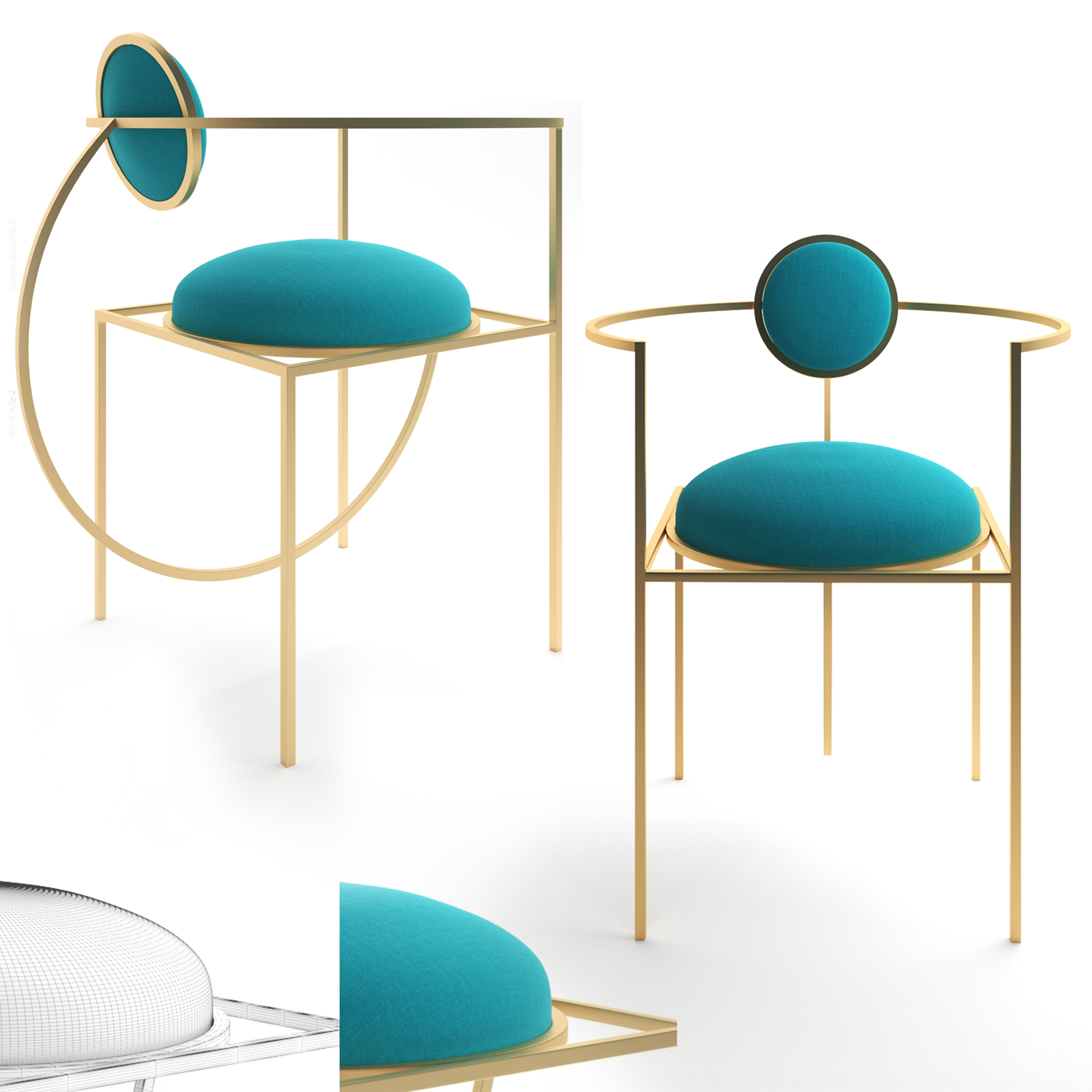 Кресла дизайн