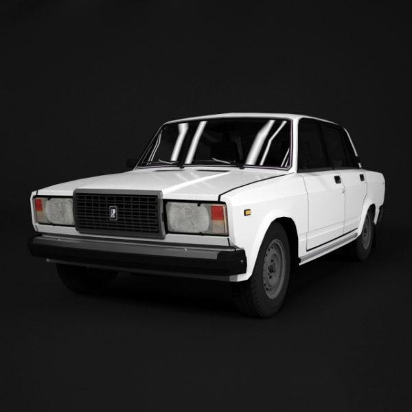 ЖИГУЛИ ВАЗ 2107 СЕМЁРКА